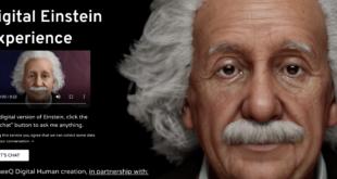Dijital Einstein