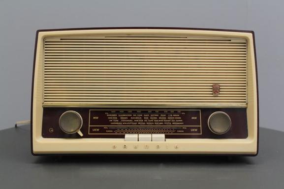 Heidegger'in radyosu, Grundig 88